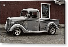 Cool Little Ford Pick Up Acrylic Print
