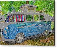 Cool Ride Acrylic Print