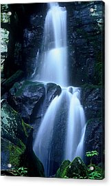 Acrylic Print featuring the photograph Cool Sanctuary by Rodney Lee Williams