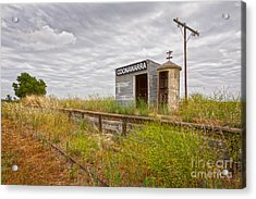 Coonawarra Station South Australia Acrylic Print by Colin and Linda McKie