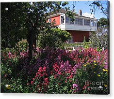Cooper-molera Garden Acrylic Print by James B Toy