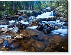 Copeland Falls 3 Acrylic Print