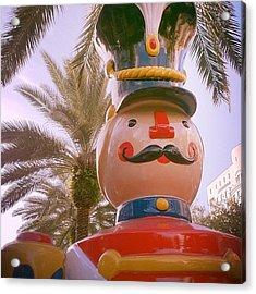 #coralgables #holidays #decorative Acrylic Print