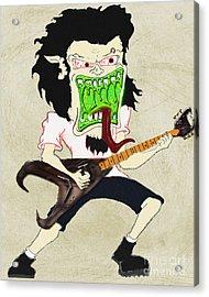 Corey Avatar Acrylic Print
