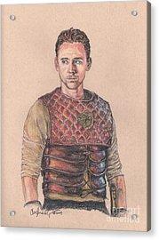Coriolanus Acrylic Print
