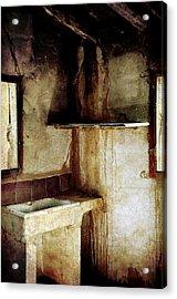 Corner Of Kitchen Acrylic Print by RicardMN Photography