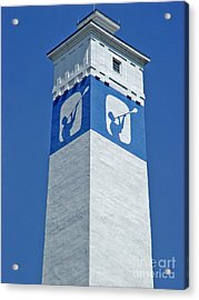 Corning Little Joe Tower 1 Acrylic Print