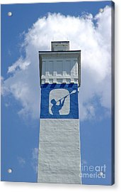 Corning Little Joe Tower 2 Acrylic Print