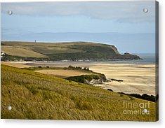 Cornish Coast Acrylic Print