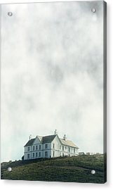 Cornish Manor Acrylic Print