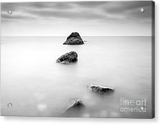 Cornish Seascape  Acrylic Print