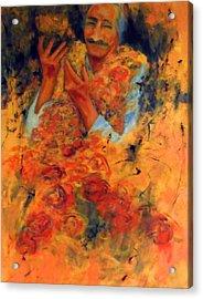 Cornucopia Of Love Acrylic Print by Joe DiSabatino