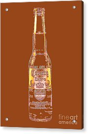 Corona Beer 20130405v2 Acrylic Print by Wingsdomain Art and Photography