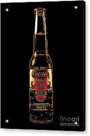 Corona Beer 20130405v3 Acrylic Print by Wingsdomain Art and Photography