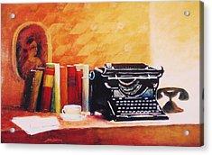 Corrispondance  Acrylic Print