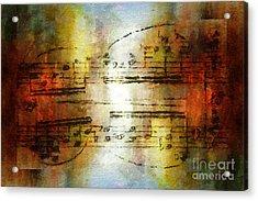 Corroded Cadence Acrylic Print