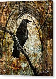 Corvid Arch Acrylic Print