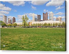 D7l-89 Cosi Columbus Photo Acrylic Print