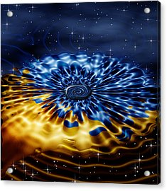 Cosmic Confection Acrylic Print