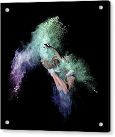 Cosmic Dancer Acrylic Print
