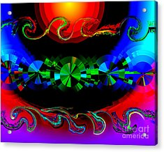 Cosmic Acrylic Print