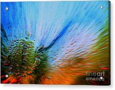 Cosmic Series 006 - Under The Sea Acrylic Print