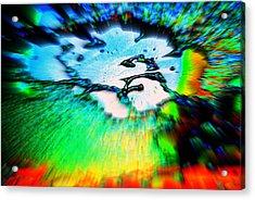Cosmic Series 012 Acrylic Print