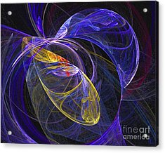 Cosmic Web 1 Acrylic Print