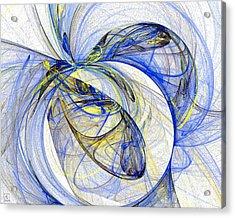 Cosmic Web 5 Acrylic Print