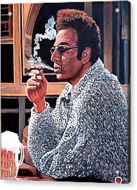Cosmo Kramer Acrylic Print