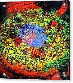 Cosmos #6 Acrylic Print by Dov Lederberg