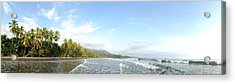 Costa Rica Magic Acrylic Print by Tropigallery -