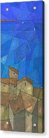 Cote D Azur II Acrylic Print by Steve Mitchell