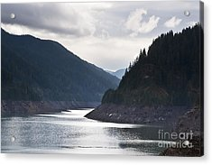 Acrylic Print featuring the photograph Cougar Reservoir by Belinda Greb