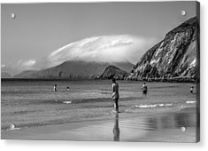 Coumeenole Throwback Acrylic Print