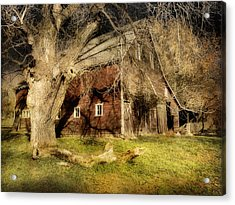 Country Afternoon Acrylic Print