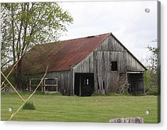 Country Barn Acrylic Print
