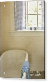 Country Bath Acrylic Print