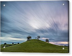 Country Hill Acrylic Print