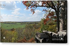 Country Life All Profits Go To Hospice Of The Calumet Area Acrylic Print
