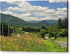 Country Roads Take Me Home Acrylic Print