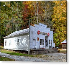 Country Store Acrylic Print by Bob Jackson