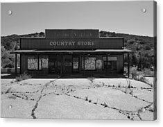 Country Store Acrylic Print