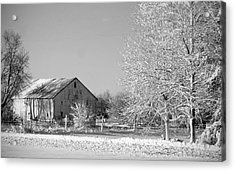 Country Acrylic Print by Thomas Fouch