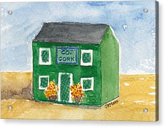 County Cork Acrylic Print by Julie Maas