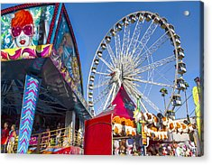 County Fair Fun 1 Acrylic Print