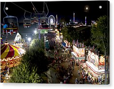 County Fair Fun 2 Acrylic Print