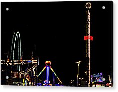 County Fair Acrylic Print