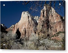 Court Of Patriarchs Acrylic Print