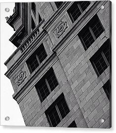 Courthouse Tower - Miami ( 1925 - 1928 ) Acrylic Print